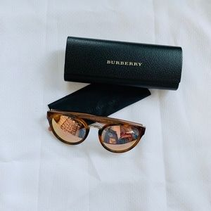 Burberry Women's Cat-eye Sunglasses